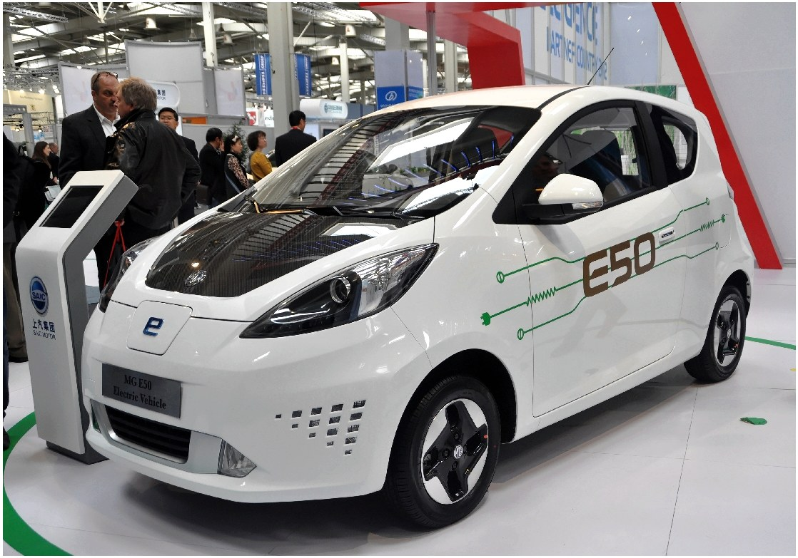 China Extends Electric Vehicle Tax Rebate