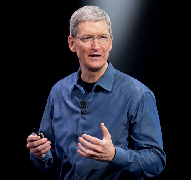 Apple's CEO Admits to PR Blunder With Battery SNAFU