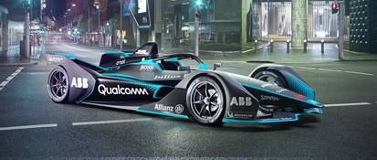 New Formula E Race Cars Have Double the Electric Range