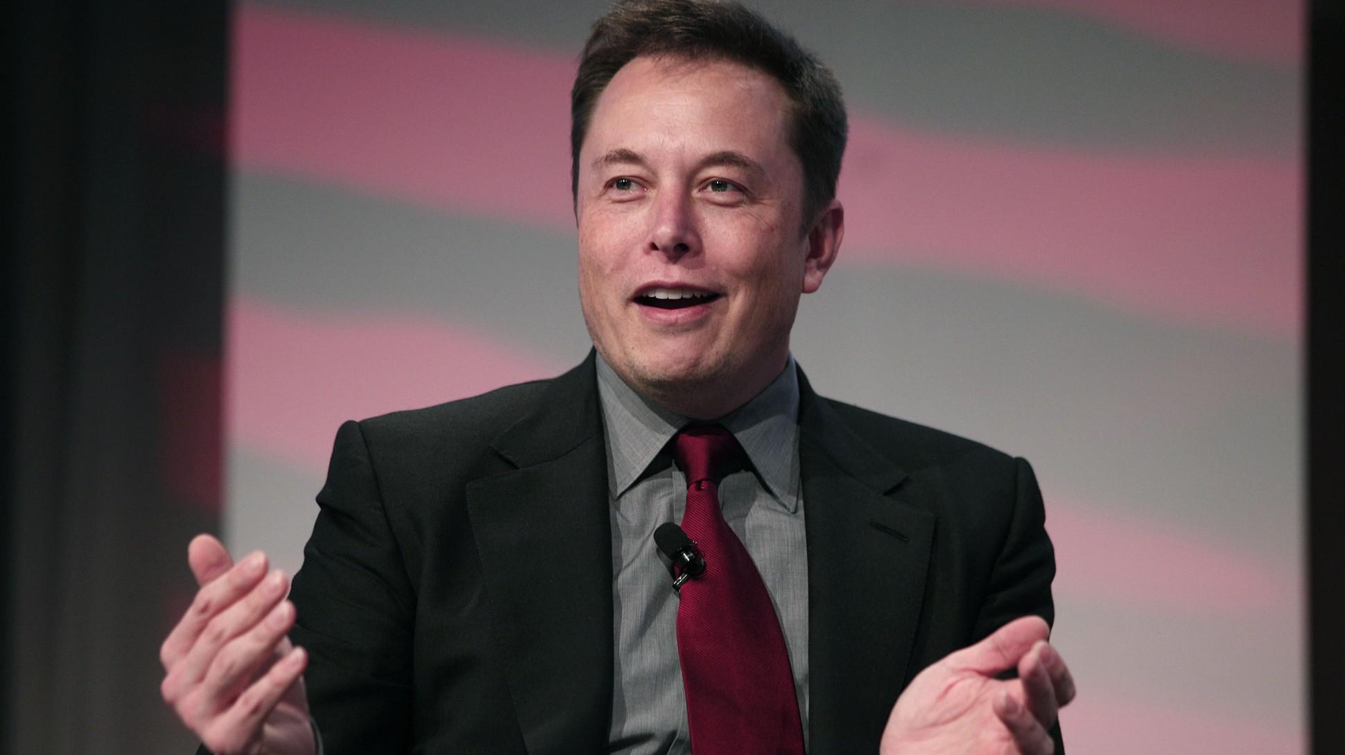Elon Musk Admits to