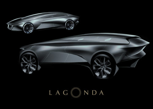 Lagonda's Electric SUV is Absolutely Gorgeous