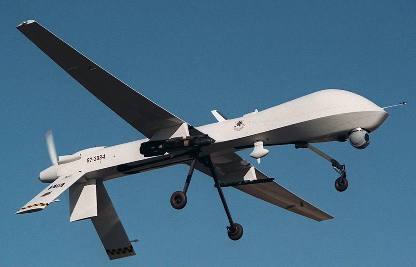 NRL Develops Tech to Keep Drones Flying for 12 Hours
