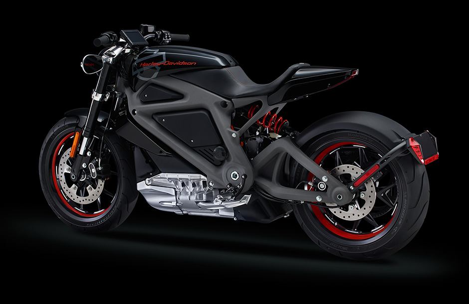 Harley-Davidson Goes All-in For Electric
