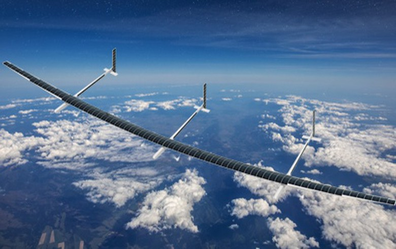 Solar-Powered UAV Can Remain on Station Indefinitely