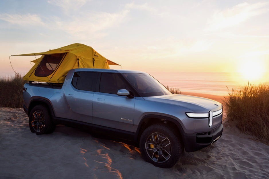 Electric Pickup Boasts Some Serious Muscle