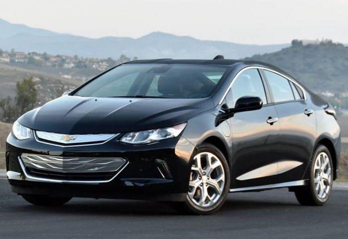 Chevy Kills the Volt to Focus on Zero-Emission Vehicles