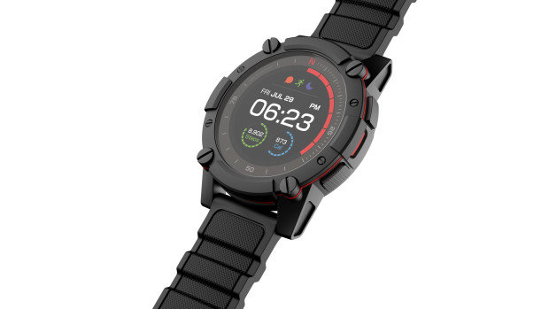 CES 2019: SmartWatch Can Recharge from the Sun or Body Heat