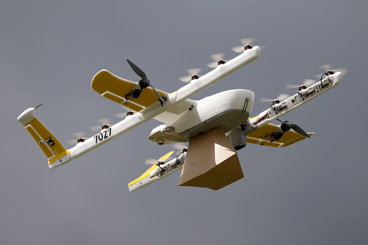 Google Spinoff Launches Drone Delivery Service in Australia