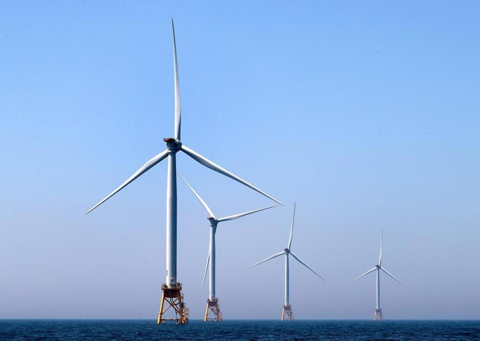 Offshore Wind Power Foretells Energy Boom