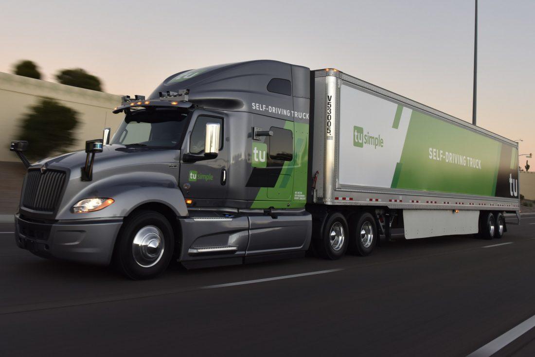 U.S. Postal Service to Experiment with Autonomous Trucks