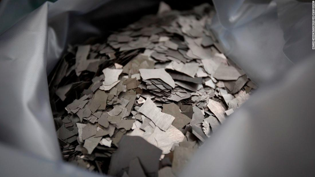 China Threatens to Restrict Exports of Rare Earth Minerals