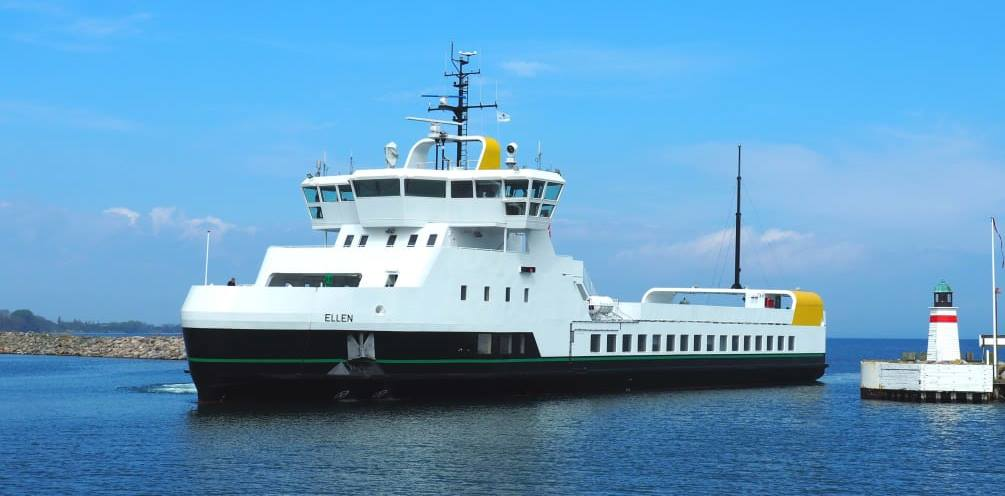 The World's Largest Electric Ferry