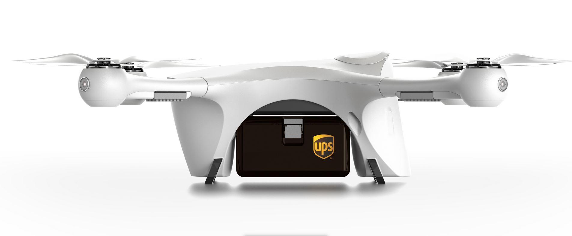 U.S. Grants UPS Permission to run Drone Fleet
