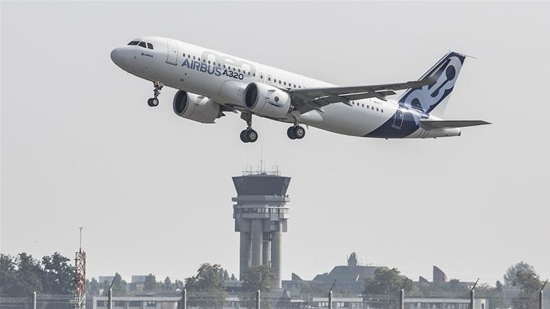 Airbus to Produce Hybrid-Electric Jet by 2035