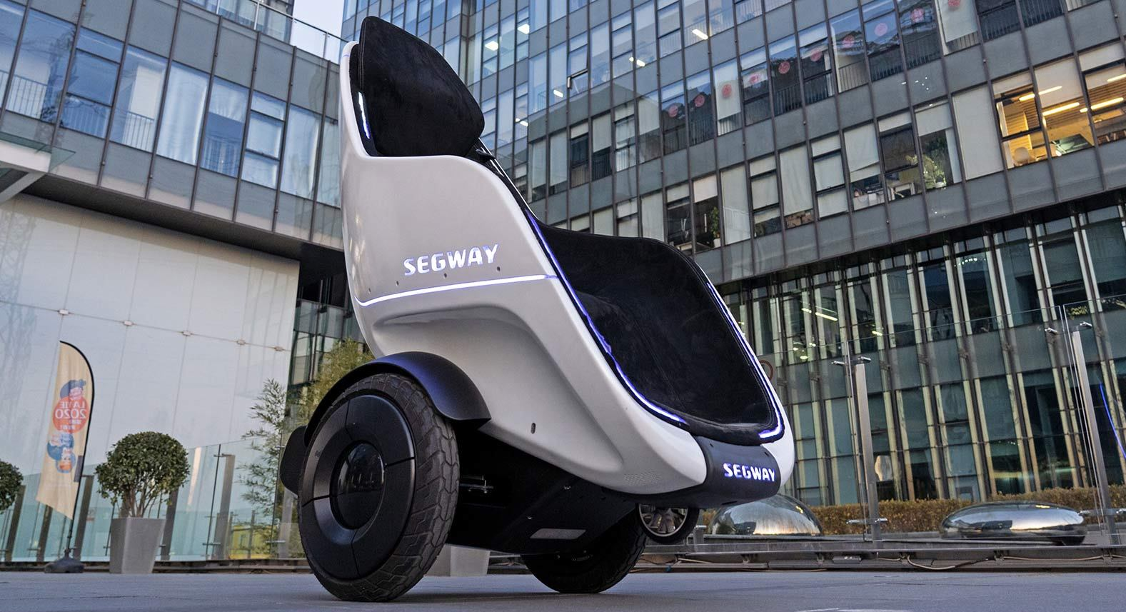 New Segway is Eerily Similar to WALL-E