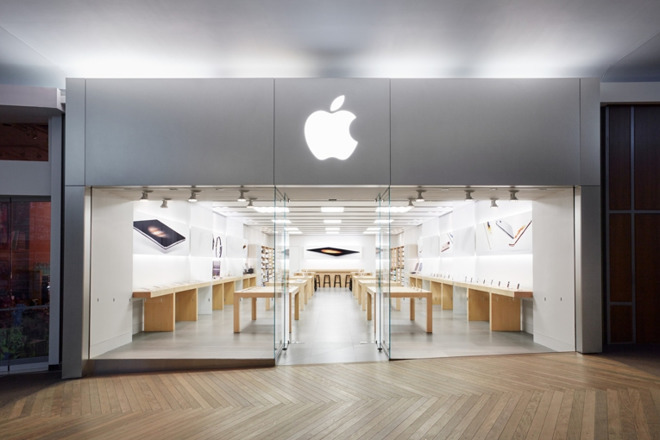 Apple to Close Retail Stores Outside China Through 3/27