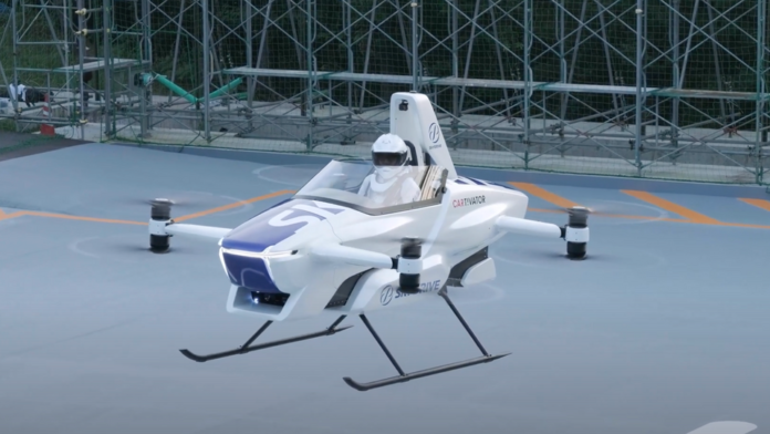 Flying Car Completes Successful Test Flight