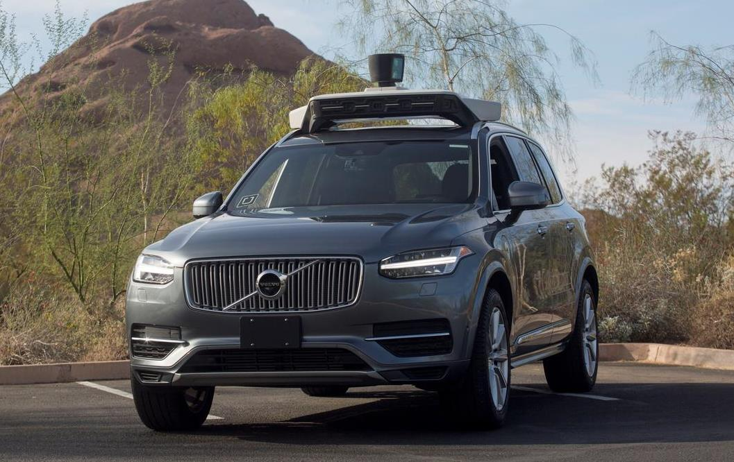 Driver in Self-Driving Uber Crash Charged with Homicide