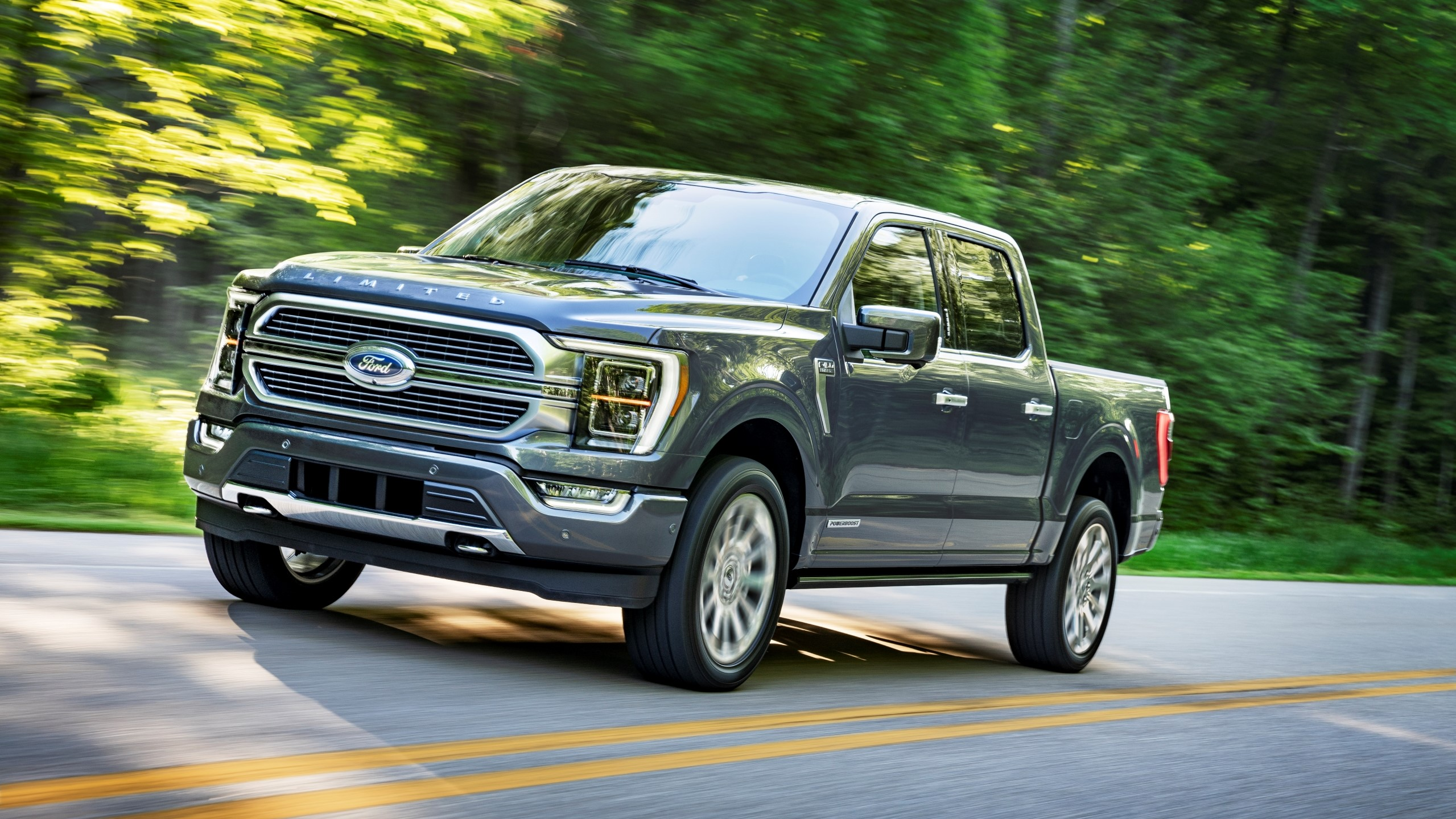 Global Chip Shortage to Affect Production of Ford's F-150