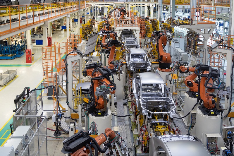 The chip shortage and the automotive industry