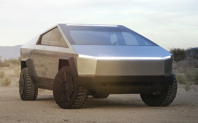 Tesla Cybertruck Delayed to 2022