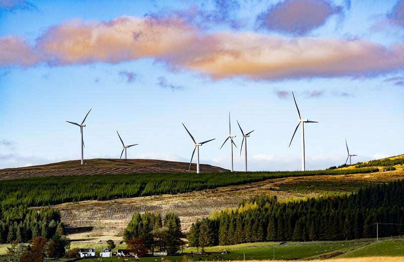 Blown Away by Wind Power
