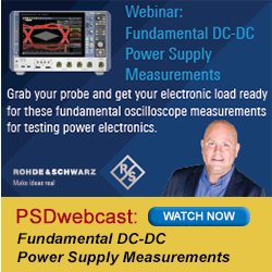 DC-DC Power Supply Measurements